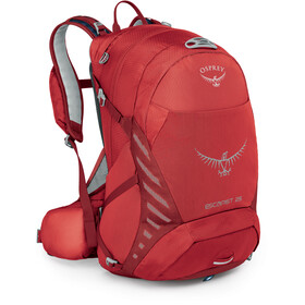Osprey Escapist 25 Backpack Gr. S/M cayenne red